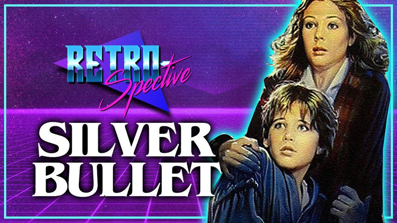 Download Silver Bullet (1985) - Retro-Spective Movie Review