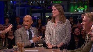 Humberto kan niet tippen aan meesterbrein Yvonne - RTL LATE NIGHT