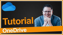 Microsoft OneDrive - Tutorial
