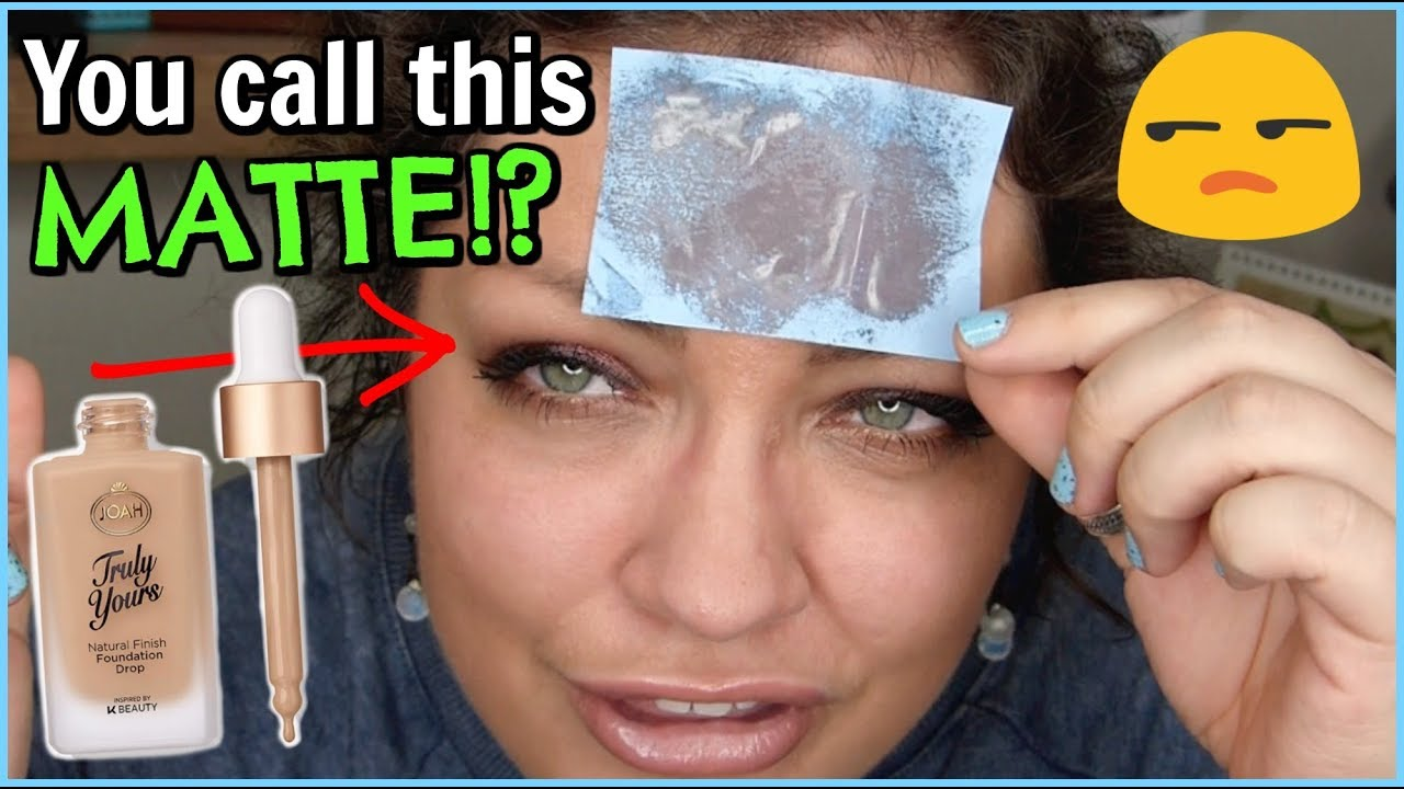 WORST NEW DRUGSTORE BRAND!? | Let's Test!: JOAH Truly Yours Face Products