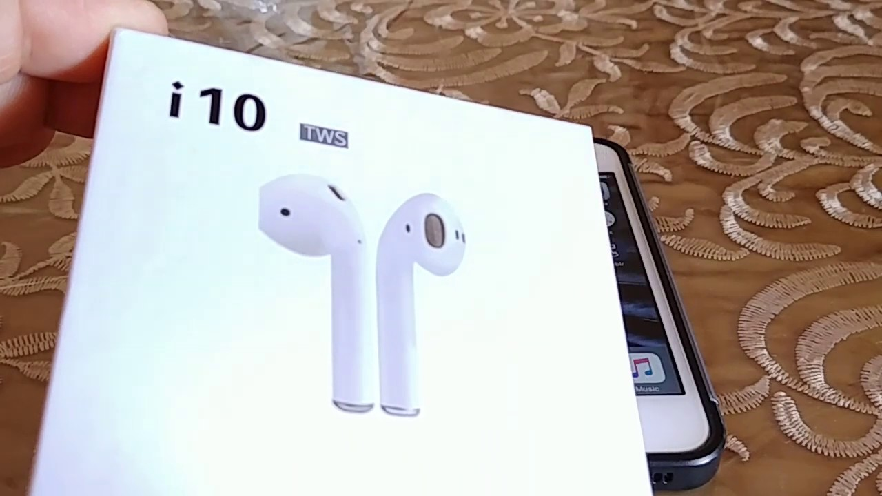 How to pair i10 TWS Airpods Clone to Iphone 5 or Iphone 5c