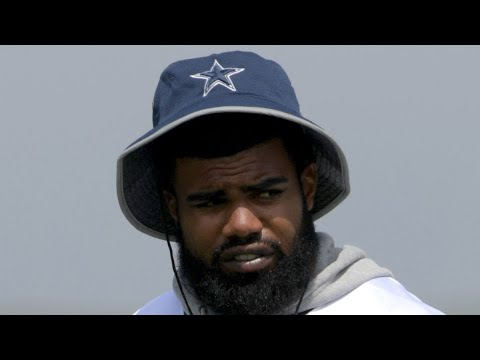 Ezekiel Elliot SUSPENDED or SETUP?!