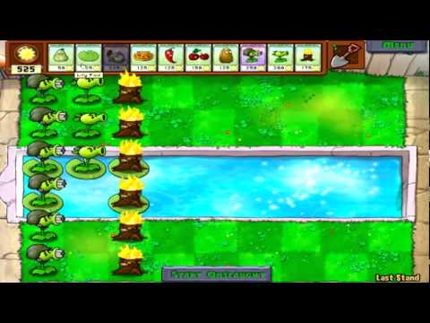 Thumbnail: Plants Vs. Zombies Part 23: Hastega