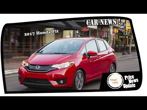 Hot News 2017 Honda Fit Price and Spec