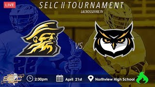 2018 SELC Tournament (D2 - Semifinal): Kennesaw State vs. Appalachian State
