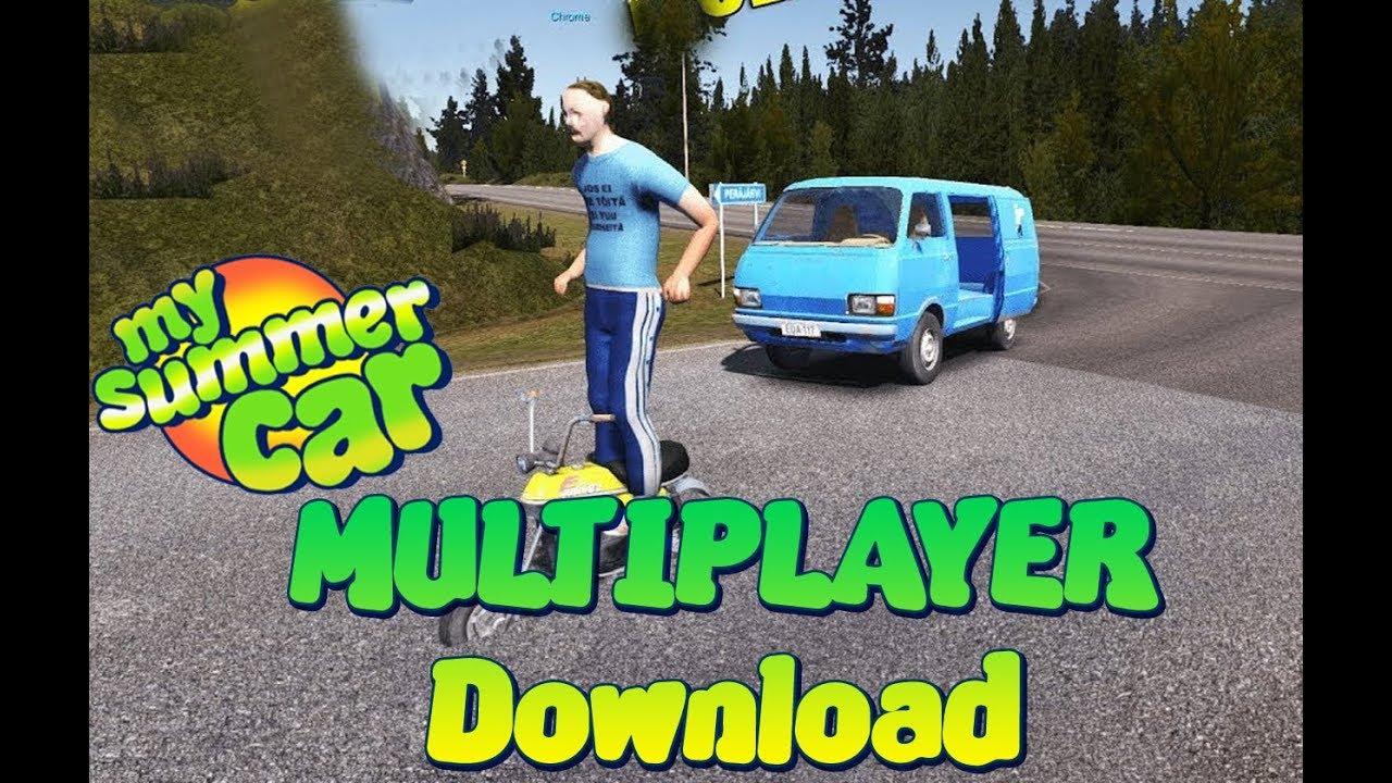 Como Baixar, Instalar e Jogar My Summer Car Multiplayer