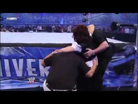 WWE Wrestlemania 25: John Cena vs Edge vs Big Show HQ Full Match+Promo HQ.
