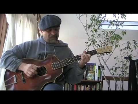 Toby Walker - 34 Blues