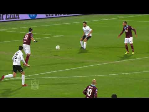 Serie B ConTe.it: Spezia - Salernitana 3-0