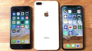 Apple SLOWS The iPhone 8, 8 Plus & iPhone X!