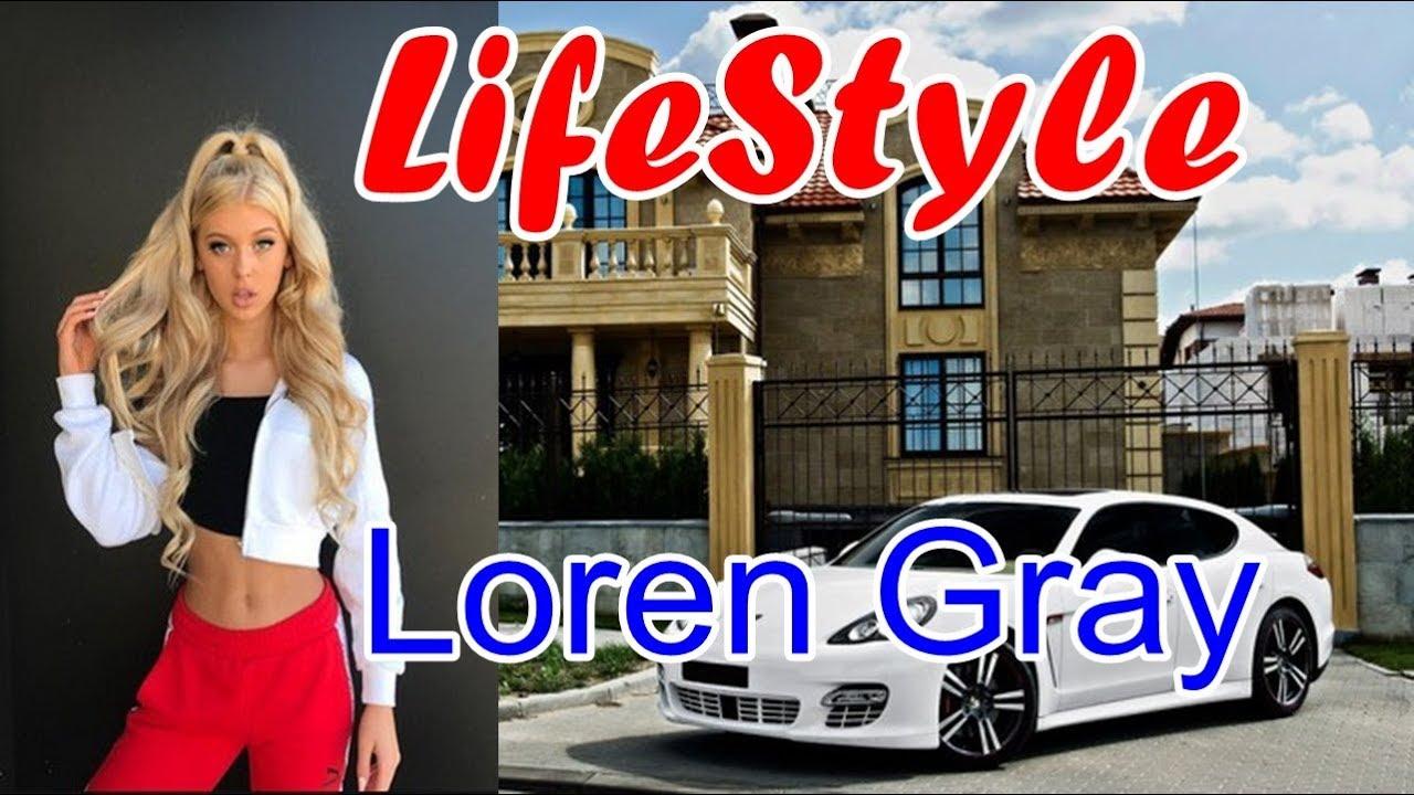 Loren Gray Real Lifestyle, Net Worth,Boyfriend, Salary, Houses, Cars,  Education, Bio And Family