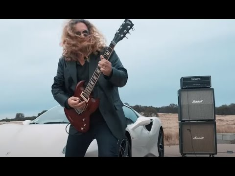 """Tesla guitarist Frank Hannon releases new solo song """"Ride Strong"""""""