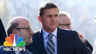 Judge Postpones Sentencing For Michael Flynn | NBC News