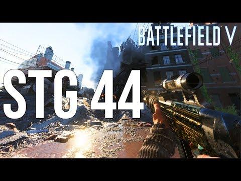 THE STG 44 IS STILL A BEAST! | Battlefield 5 Stg 44 Gameplay thumbnail