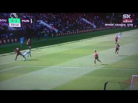 Wayne Rooney GOAL Manchester United vs Bournemorth 0-2 14 08 2016 New Flash Game