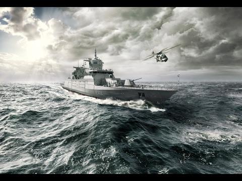 LÜRSSEN Defence - The DNA of Shipbuilding