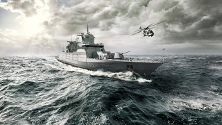 LÜRSSEN Defence - The DNA of Shipbuilding