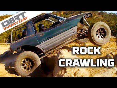 Best Rockcrawling Trucks! | Dirt Every Day | MotorTrend