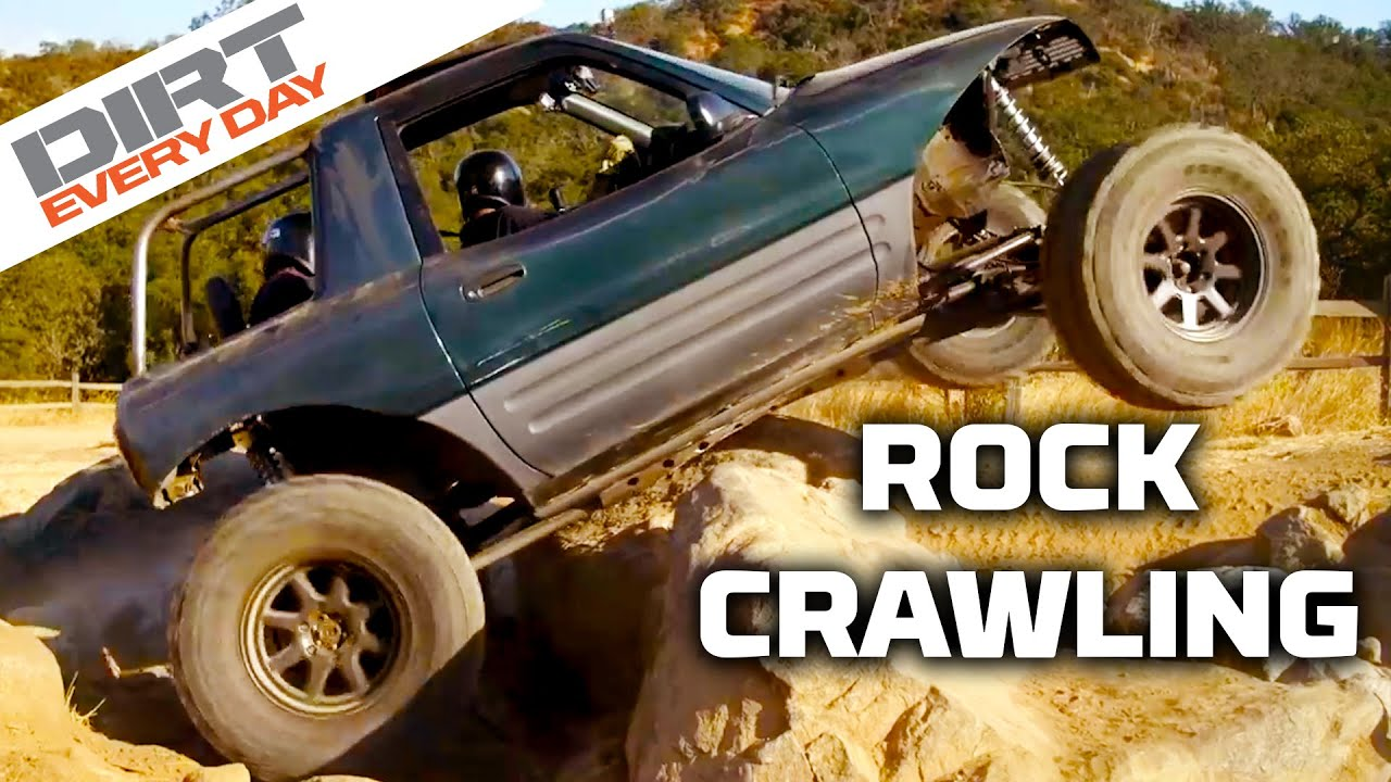 Best Rockcrawling Trucks! | Dirt Every Day | MotorTrend