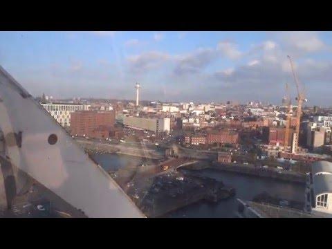 The Wheel of Liverpool, Keel Wharf, Liverpool, Merseyside