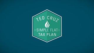Simple Flat Tax | Cruz for President