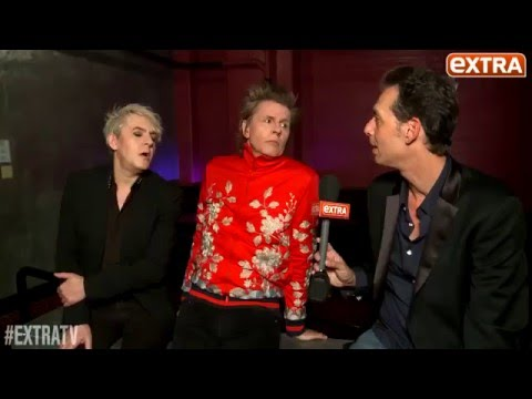 Nick Rhodes remembers Prince on ExtraTV