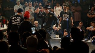Kid David x Kid Boogie vs Heatrock x J Rock | Finał BC ONE USA 2v2 Popping / Breaking