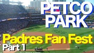 パドレス ファンフェスタ Padres Fan Fest (Part1) #1066
