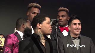 """Gervonta Davis """"I'm The Most Skilled Fighter Right Now, 2018 I'm Showing It """" EsNews Boxing"""