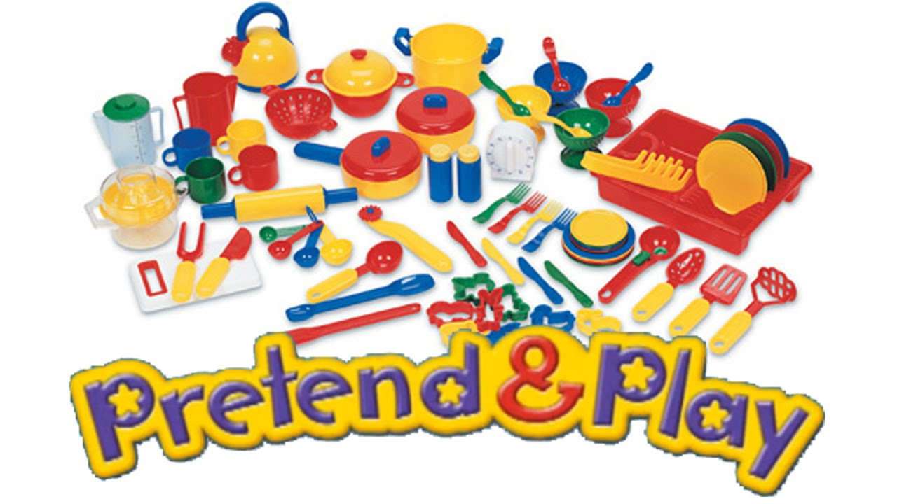 Pretend Play Kitchen Set By Learning Resources Uk Youtube