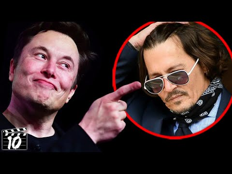 Top 10 Celebrities Who Defended Johnny Depp