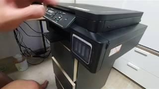 브라더 복합기 dcp-t310 잉크 충전