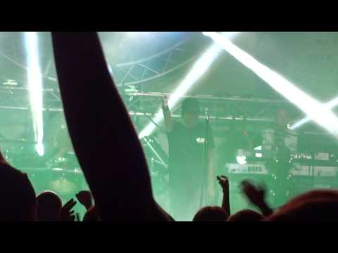 IRIS - Live @ Danube Rock Festival Galati 19.06.2015