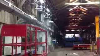 BlowTec - Центральная система приточно-вытяжной вентиляции помещений(Область применения: Очистка загрязнённого воздуха от дыма и пыли в промышленных цехах. Модульная конструк..., 2013-11-20T05:04:19.000Z)