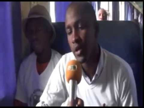 On parle reconciliation nationale dans le train Conakry Express