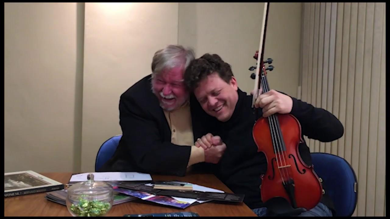 Maestro Roney Marczak: a música como um projeto de vida