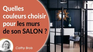 Peinture Salon : Quelle(s) Couleur(s) Choisir Pour égayer Les Murs De Son Salon ?