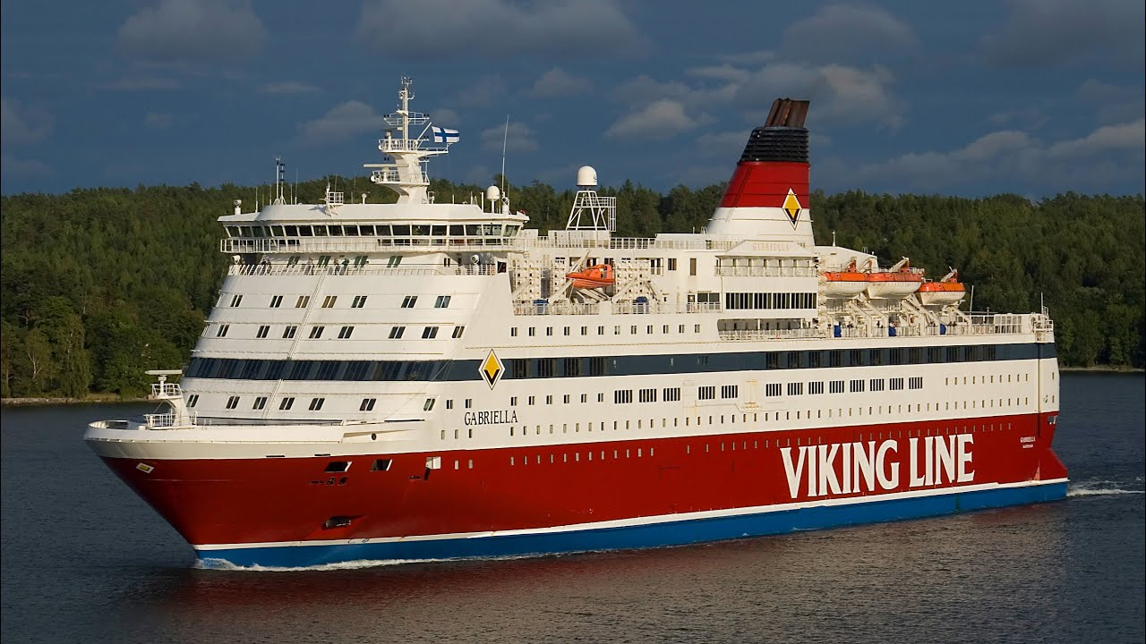 viking line 50 år MS Gabriella Viking Line   YouTube viking line 50 år