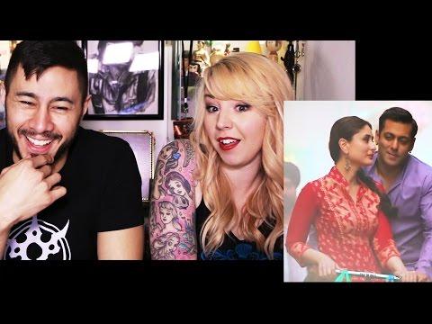 BAJRANGI BHAIJAAN reaction review by Jaby & Tiff Mink!