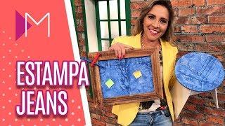 Baixar DIY: Peças Decorativas com Jeans - Mulheres (21/03/19)