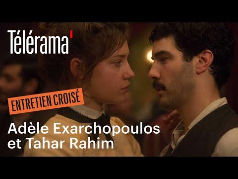 Adèle Exarchopoulos et Tahar Rahim, dans