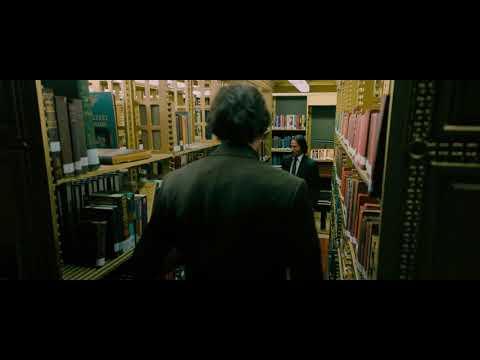 Library Fight Scene John Wick 3 HD