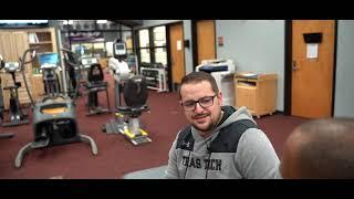 Texas Tech Football Athletic Trainer Mike Ramirez Interview