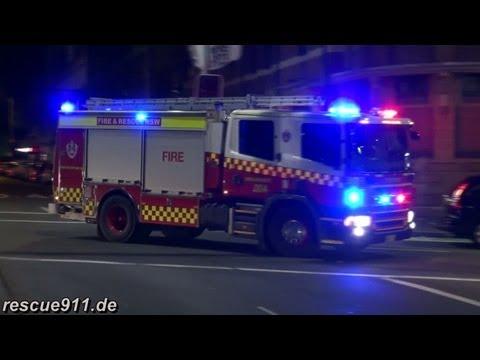 [Sydney] Pump 004 Darlinghurst Fire & Rescue NSW