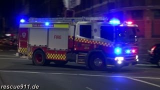 [Sydney] Pump 004 Darlinghurst Fire & Rescue NSW