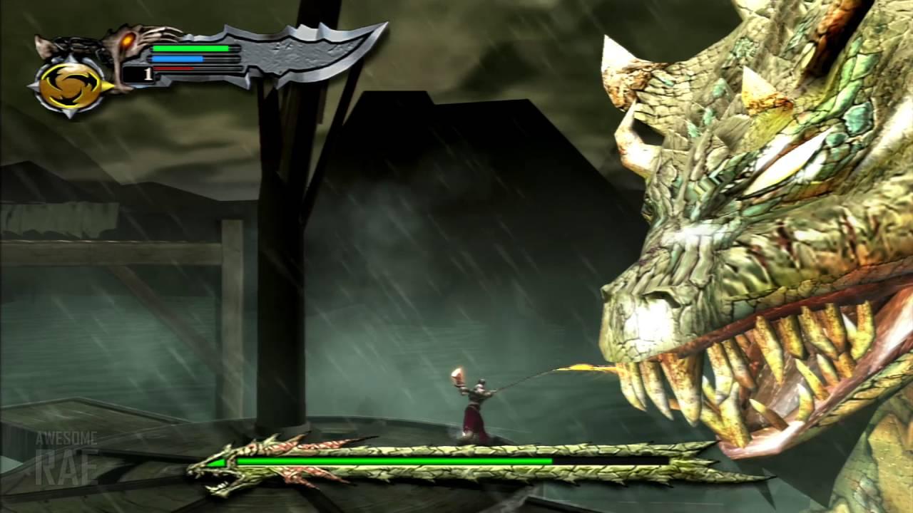 god of war 1 hydra boss