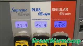 GAS PRICES - Anchorage Alaska - January 30th 2015