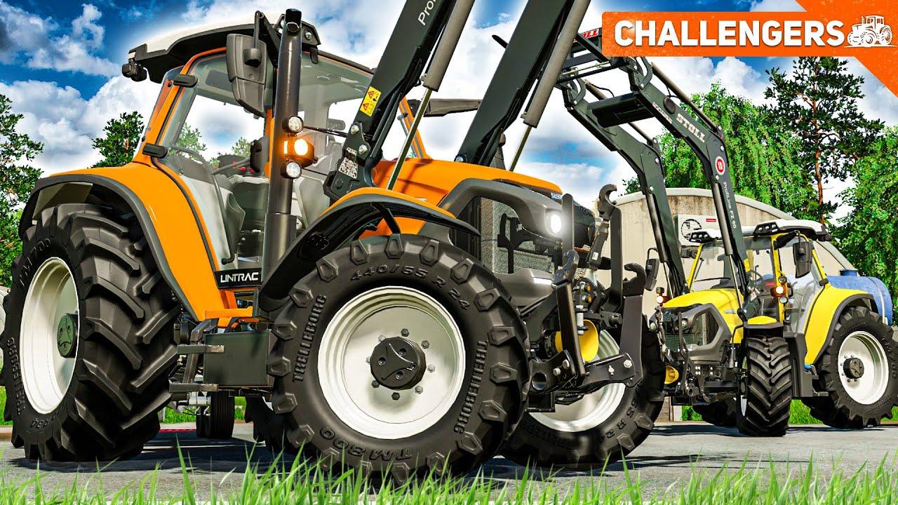 Download LS19 CHALLENGERS #8: GEMÜSEKÖNIG! Salat- und Tomatentransport vom Gewächshaus | FARMING SIMULATOR 19
