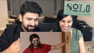 Solo Teaser Reaction | Dulquer Salmaan, Neha, Dino | #HappyBirthdayDulquer