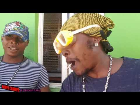 Beggy Beggy Goggles In Jamaica - Foreign People  ( 23 Mar 2017 ) Rawpa Crawpa Jamaican Vlog